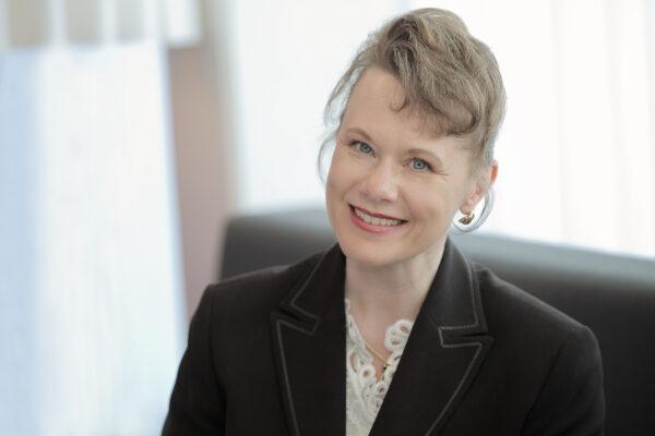 LMI johtajuuskehittäjä Heli Engblom