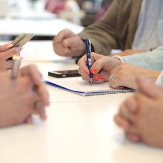 LMI Finland:n kunder är mycket nöjda med kvaliteten på ledarskapsutvecklingen och coachingen.