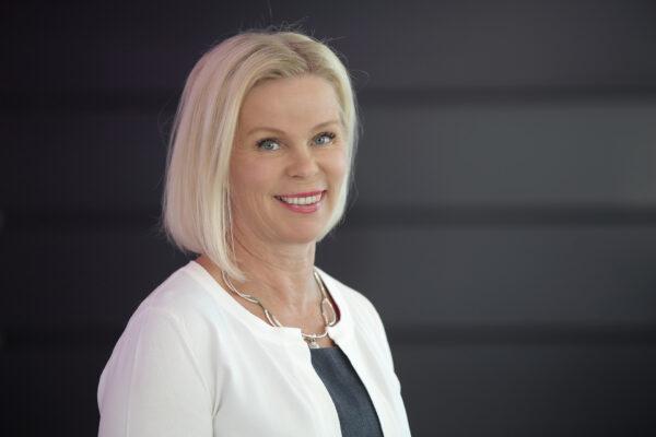 LMI johtajuuskehittäjä Susanne Liimatainen