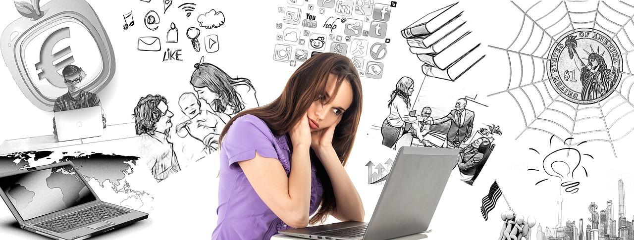 Keskity – lopeta multitaskaaminen