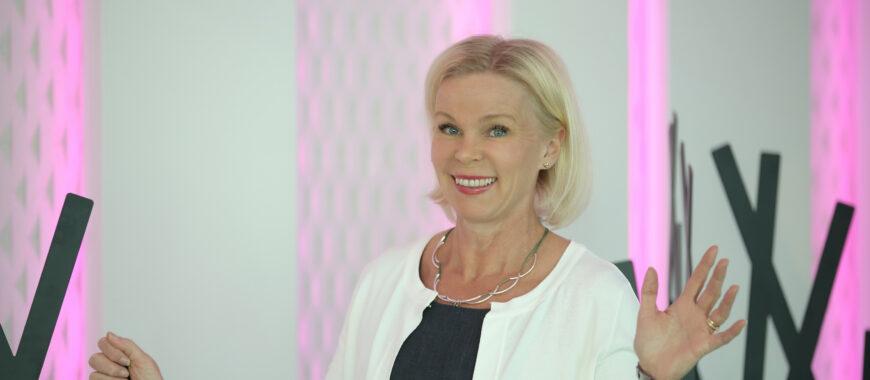 LMI ledarutvecklare Susanne Liimatainen