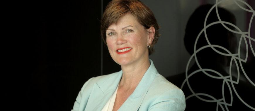 LMI ledarutvecklare Susanne Ehrnrooth
