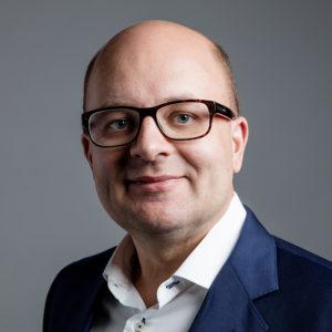Joakim Frimodig, toimitusjohtaja CapMan Oyj