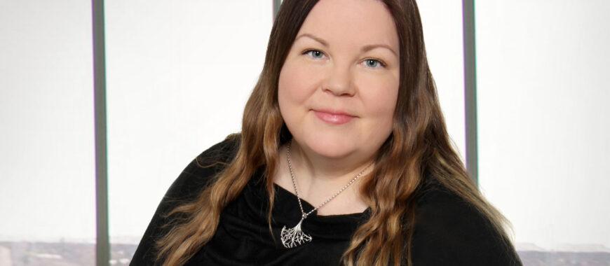 LMI johtajuuskehittäjä Leeni Heikkinen