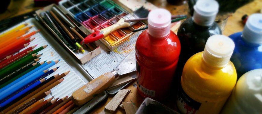 Strategiataulun maalaaminen