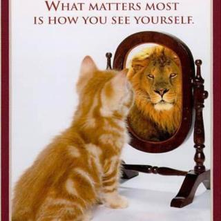 uskallat katsoa peiliin löydät vahvuutesi