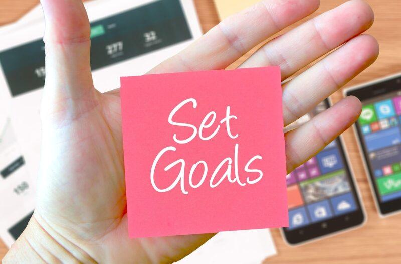 Bli lite bättre på att sätta mål och planera så slår du de flesta