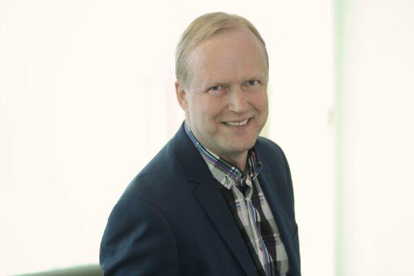 LMI johtajuuskehittäjä Hannu Paasovaara