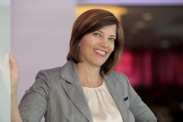 LMI johtajuuskehittäjä Marica Lassus